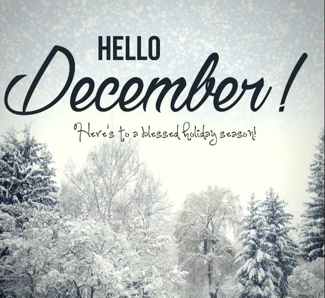 Beautiful December Wishes