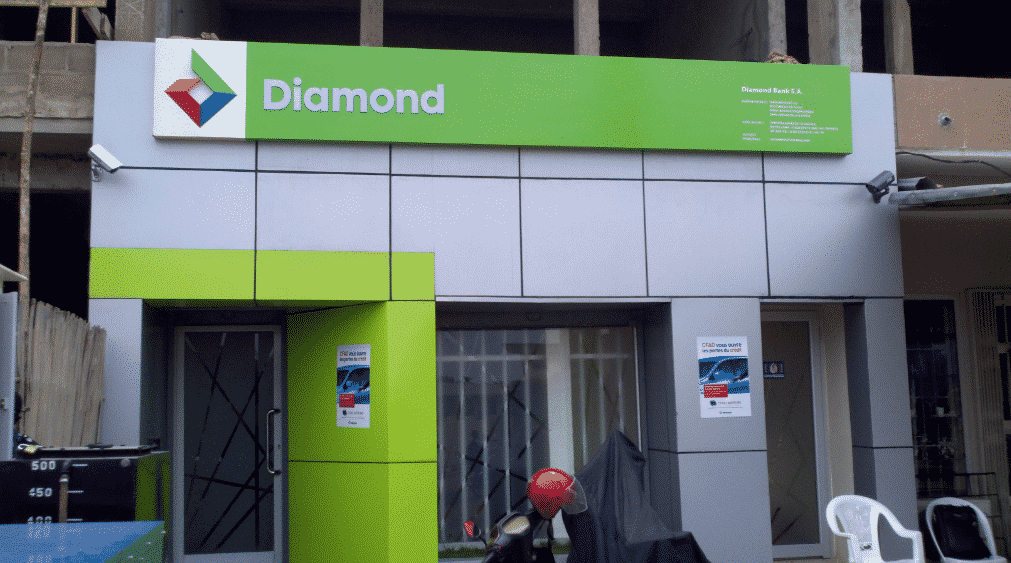 Diamond Bank Transfer Code – USSD