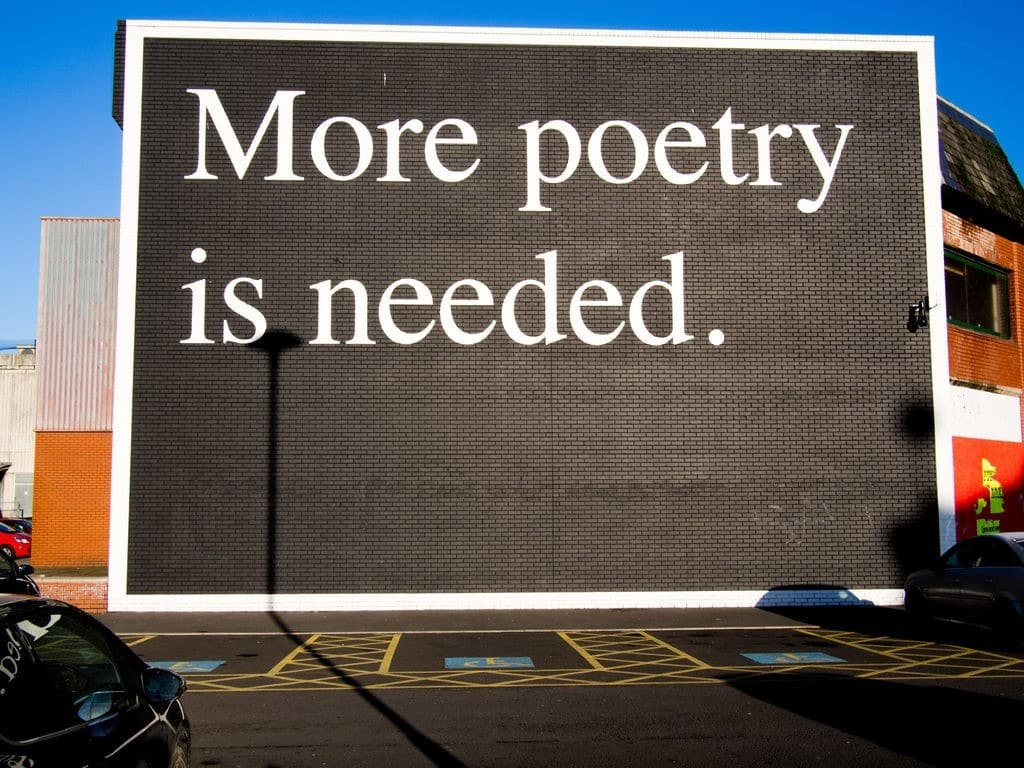how do i promote my poetry