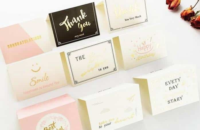 How much does it cost to start a greeting card business?