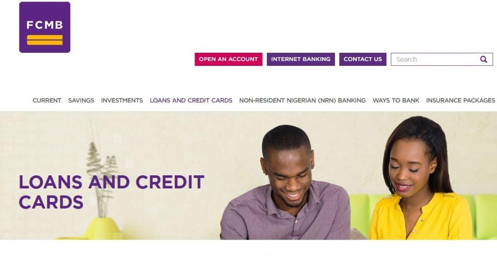 Fcmb Loan