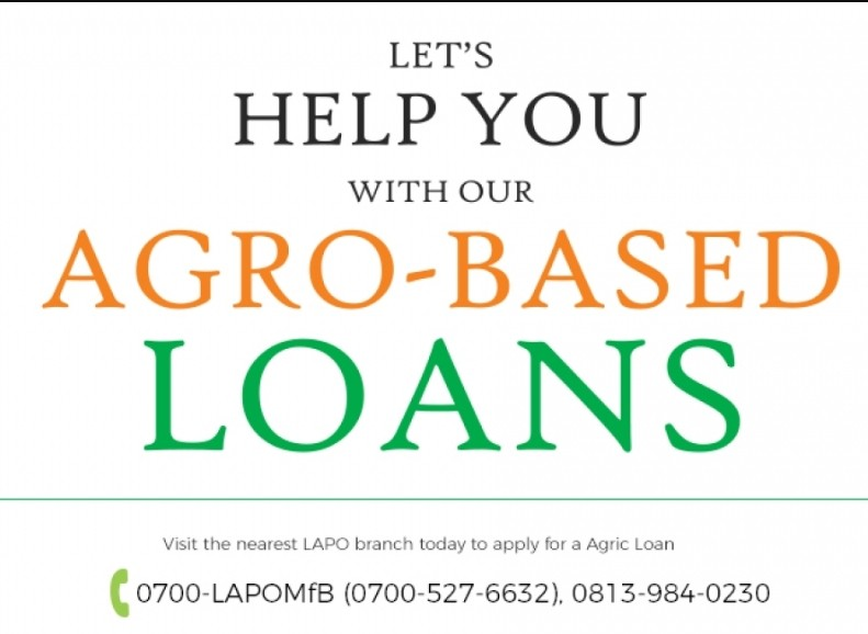 Lapo Microfinance Bank Loan