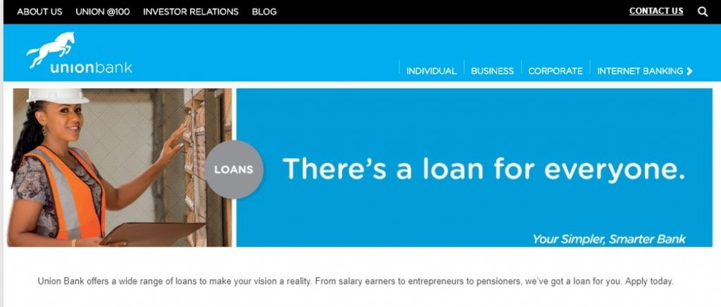 Union Bank Loan